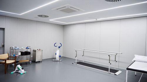 Sala de Fisioterapia 1